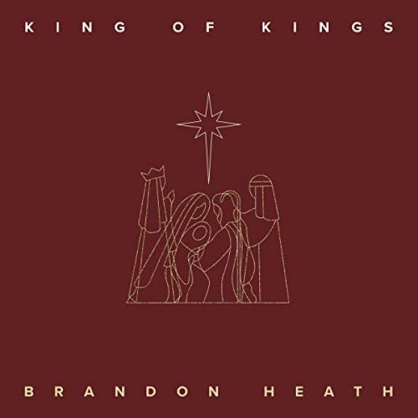 Brandon Heath sheet music from the album King Of Kings
