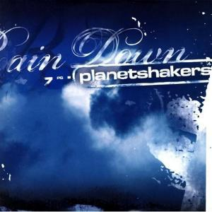 Rain Down by Planetshakers Chords and Sheet Music