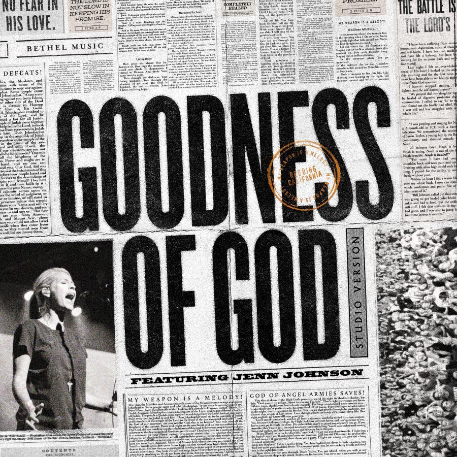 Goodness Of God (Radio Version) - Single