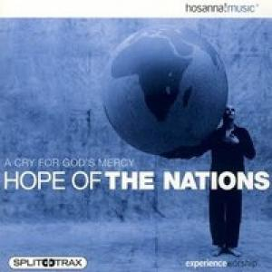 Hope Of the Nations by Brian Doerksen Chords and Sheet Music