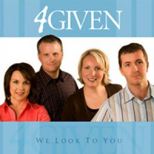 We Look To You by 4Given Chords and Sheet Music