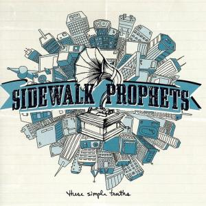Moving All The While by Sidewalk Prophets Chords and Sheet Music