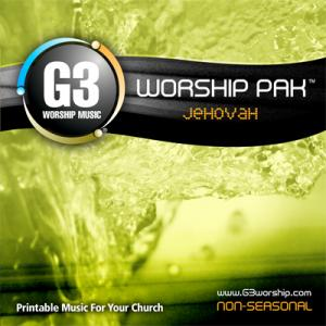 Believe by G3 Worship Chords and Sheet Music