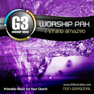 Sweeter by G3 Worship Chords and Sheet Music