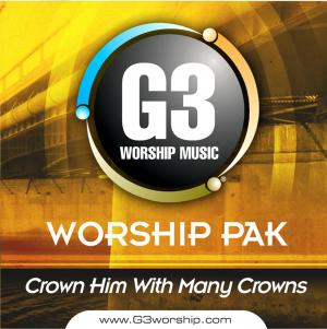 Jesus What A Friend of Sinners by G3 Worship Chords and Sheet Music