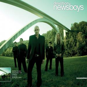 Strong Tower by Newsboys Chords and Sheet Music