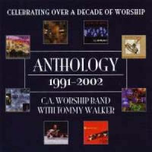 Tommy Walker Anthology CD (1991-2002)