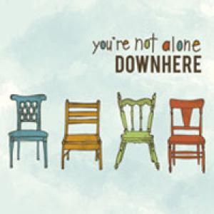 You're Not Alone by Downhere Chords and Sheet Music