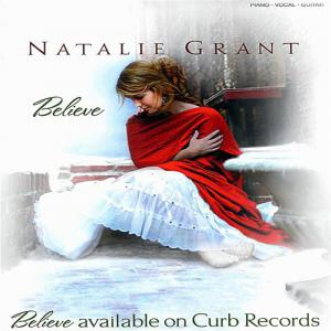 I Believe by Natalie Grant Chords and Sheet Music