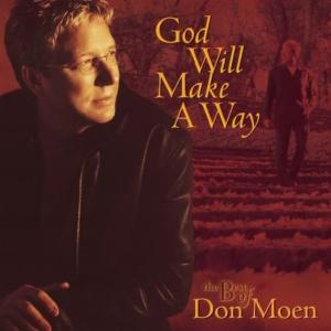 God Will Make A Way by Don Moen Chords and Sheet Music