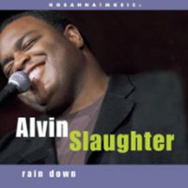 Holy Spirit Rain Down - Alvin Slaughter Sheet Music