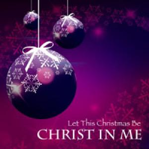 Let This Christmas Be (Christ In Me) by PraiseCharts Band Chords and Sheet Music