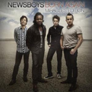 Born Again by Newsboys Chords and Sheet Music