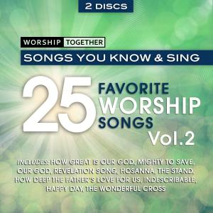 25 Favorite Worship Songs Vol 2