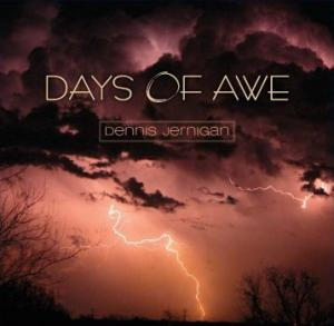 Days of Awe by Dennis Jernigan Chords and Sheet Music