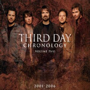 I Believe In Love by Third Day Chords and Sheet Music
