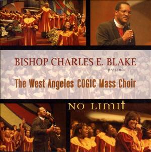I Love You Lord by Charles Blake Chords and Sheet Music