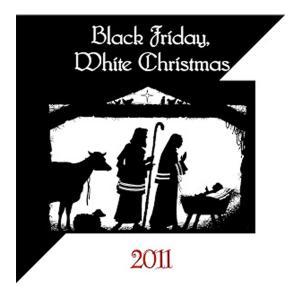 Black Friday White Christmas