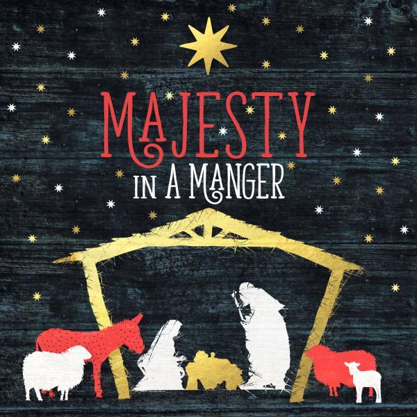 Majesty In A Manger Chords Greg Sykes Praisecharts