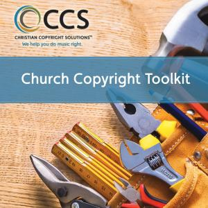 Church Copyright Toolkit - Chords and Sheet Music