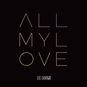 All My Love/I Love Your Presence (Medley) by Vineyard UK, Samuel Lane Chords and Sheet Music