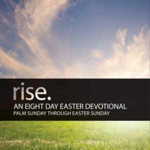 Rise: An Eight Day Easter Devotional by Dan Wilt Chords and Sheet Music