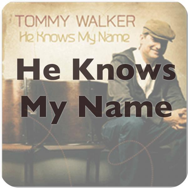 He Knows My Name New Version Tommy Walker Sheet Music Praisecharts