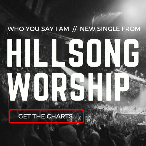 Who You Say I Am Hillsong Worship Sheet Music Praisecharts