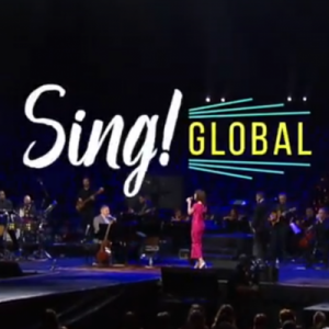 Register today for Sing! Global 2020
