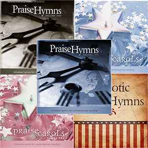 Special Introductory Offer: 43 Contemporary Hymns and Carols