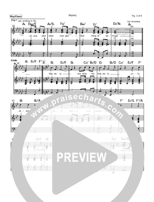 Majesty Orchestration (Mark Cole)