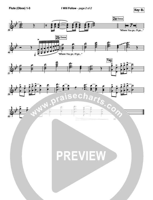 i will follow chris tomlin sheet music pdf