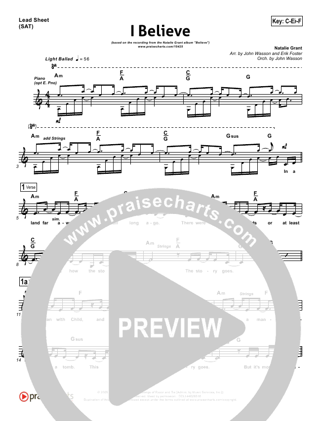 Evidence Chords & Lyrics (Josh Baldwin)