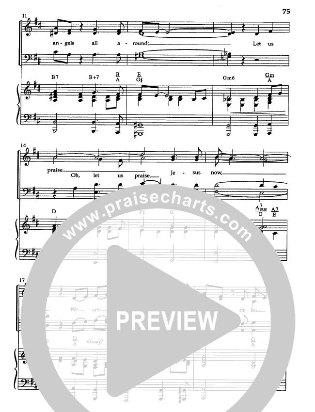 Holy Ground Lead & Piano/Vocal (Geron Davis)