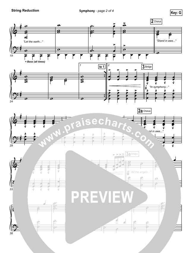 Symphony String Pack (Chris Tomlin / Passion)