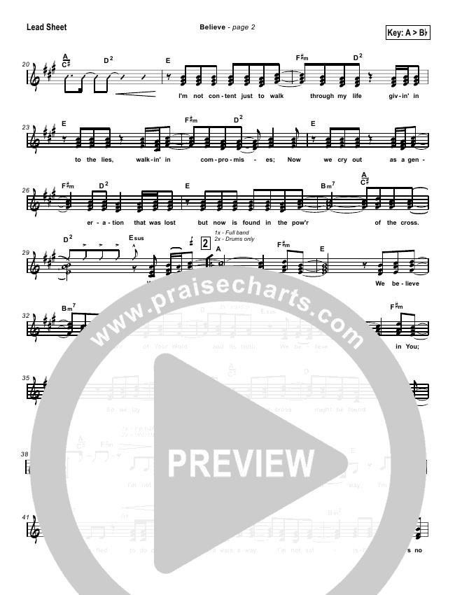 Believe Orchestration (Jason Breland)
