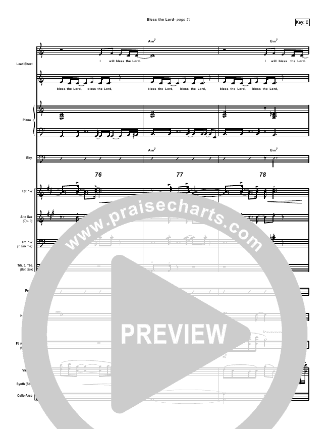 Old Fashioned Bless The Lord Chords Piano Gift - Song Chords Images ...