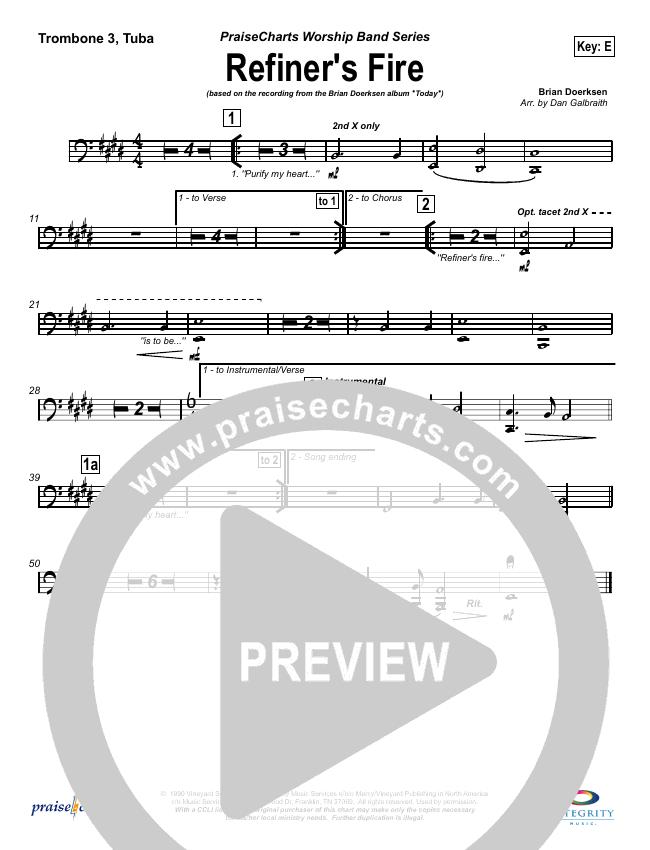 Refiner's Fire Brass Pack (Brian Doerksen)