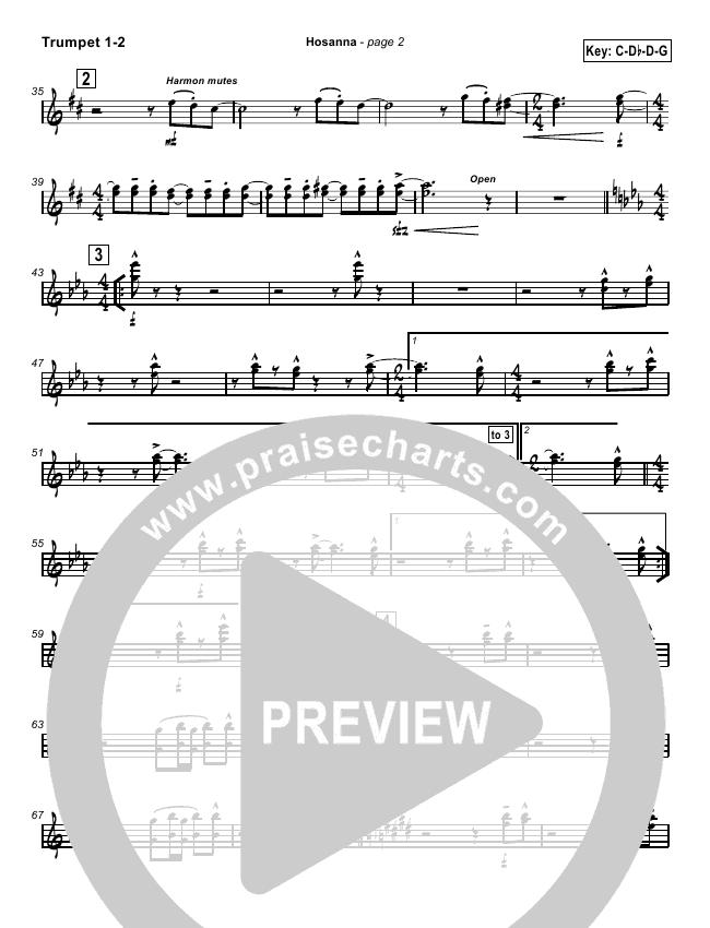 hosanna kirk franklin sheet music pdf