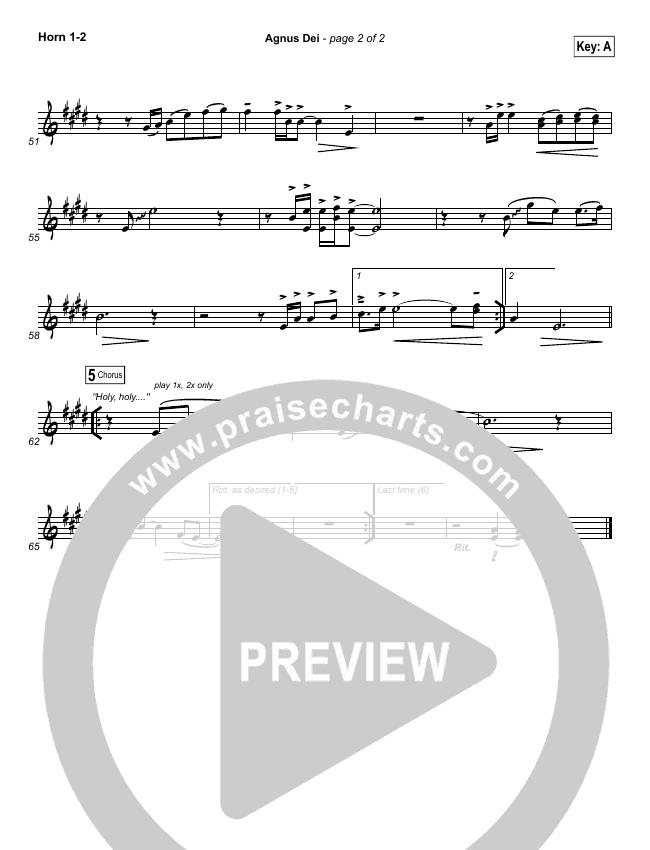 Agnus Dei Brass Pack (Michael W. Smith)