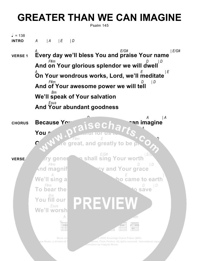 When I Survey The Wondrous Cross Chords & Lyrics (PraiseCharts Band / Kari Jobe / Arr. Dan Galbraith)