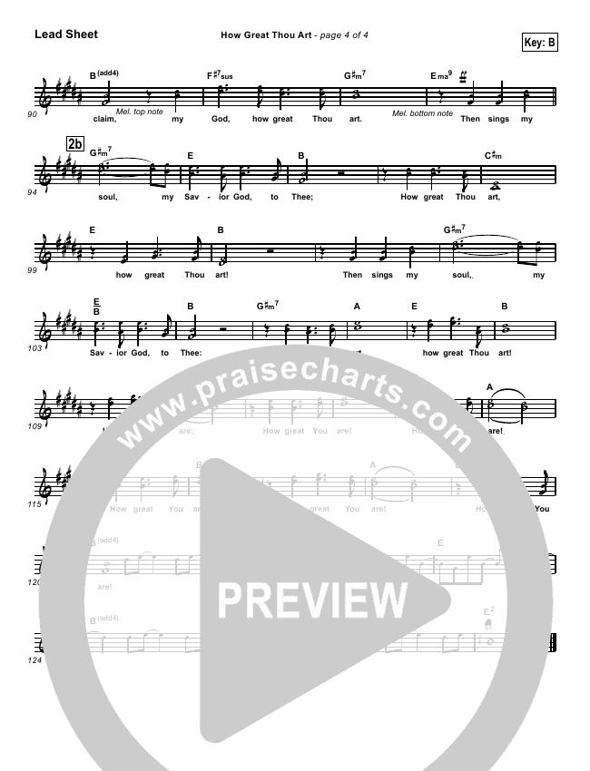 how great thou art piano sheet music pdf