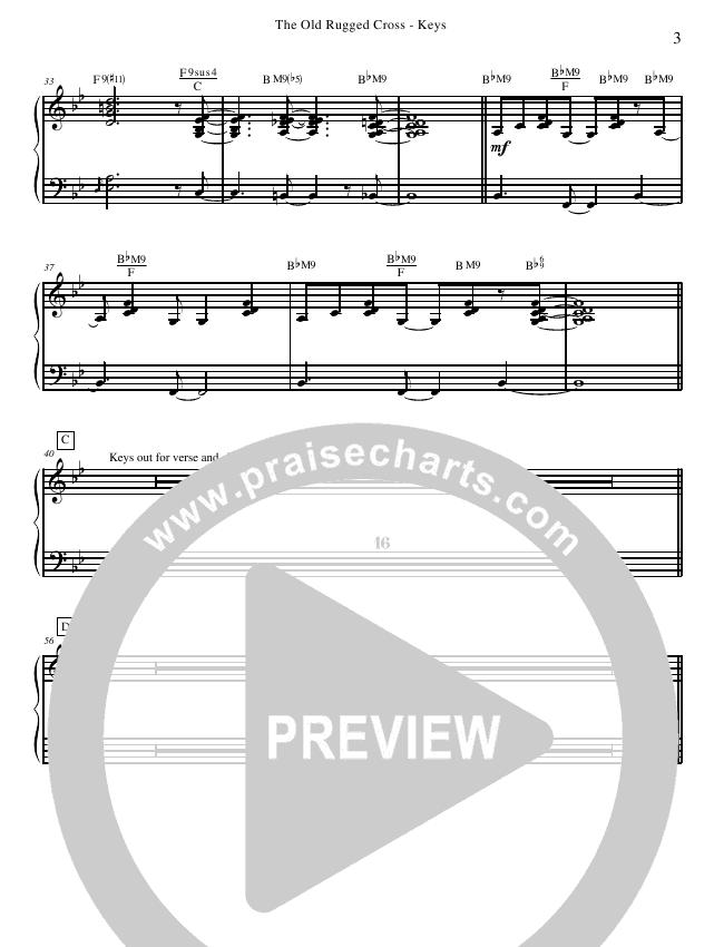 The Old Rugged Cross (Instrumental) Piano Solo (David Arivett)