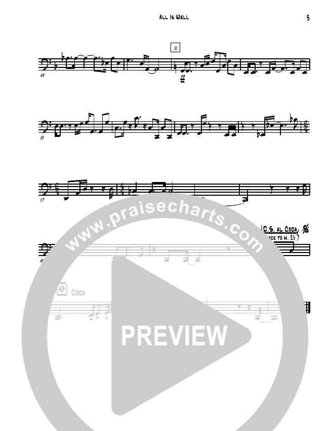 All Is Well (Instrumental) Inst. Ensemble (David Arivett)