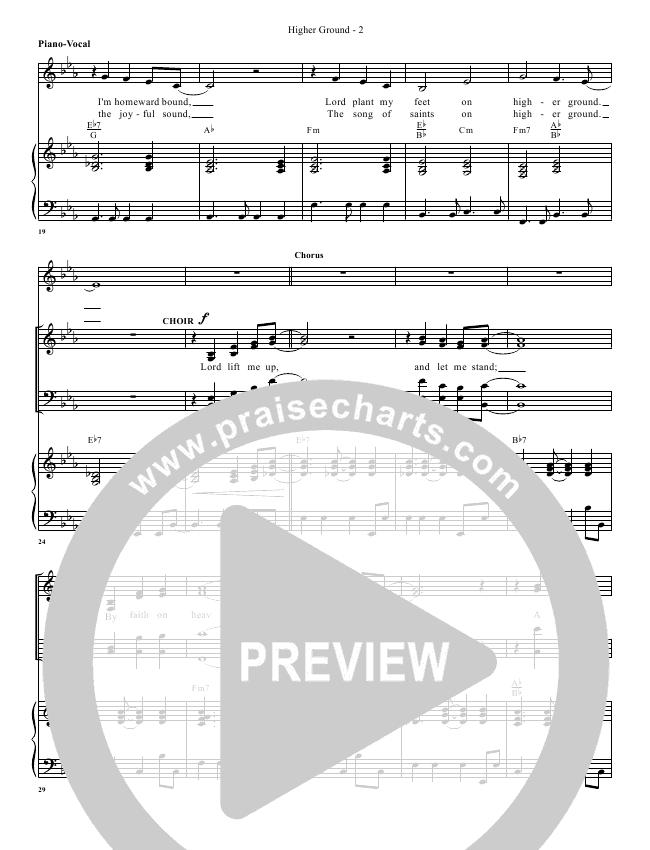 Higher Ground Orchestration & Finale (G3 Worship)
