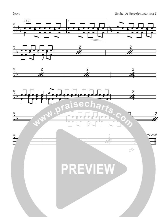 God Rest Ye Merry Gentlemen (Instrumental) Orchestration (Tom Payne)