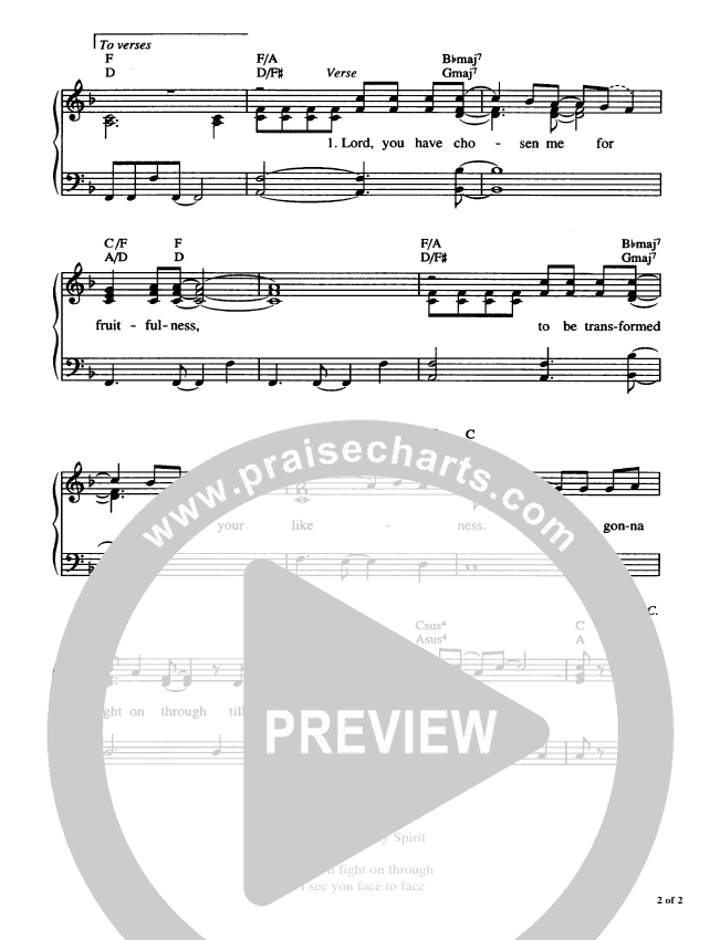 We Shall Stand Piano/Vocal (Graham Kendrick)