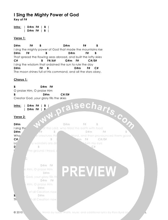 Eye Power Chart Ibovnathandedecker