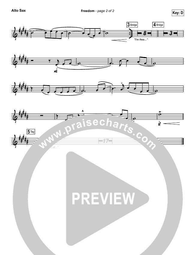 Freedom Wind Pack (Bethel Music)