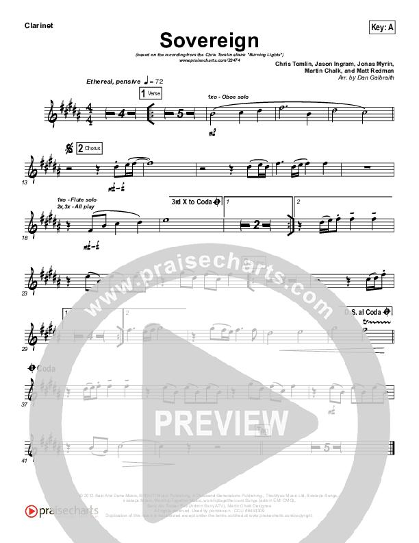 Sovereign Wind Pack (Chris Tomlin)